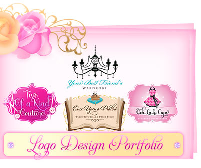 boutique web design | feminine website design