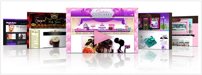 Boutique Websites Video