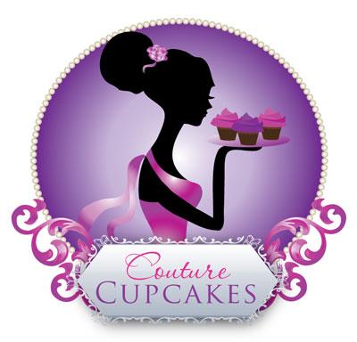Couture Cupcake Logo