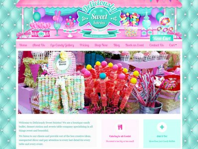 Boutique Candy Buffet Design