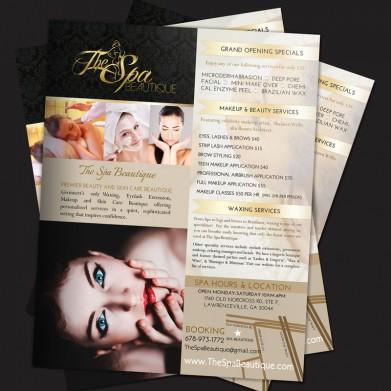 spa website design